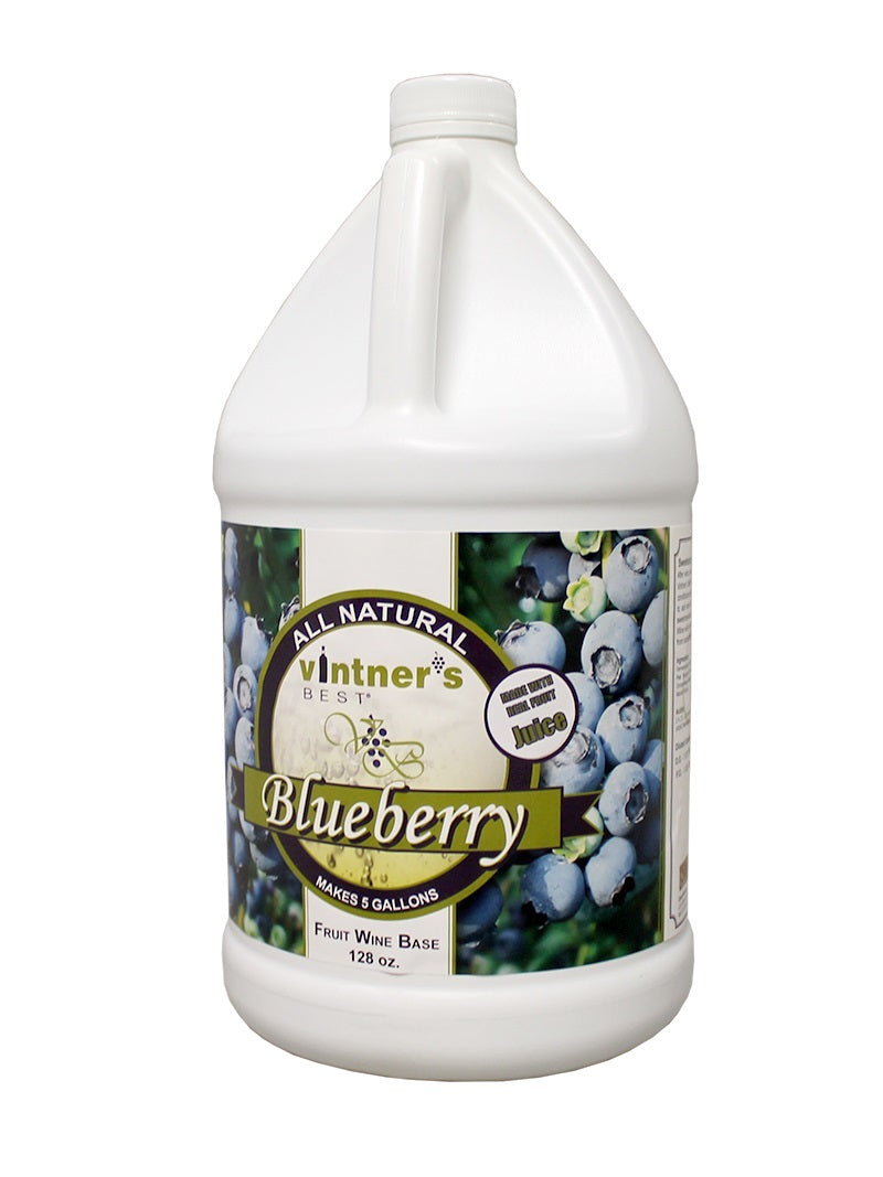 Blueberry Fruit Wine Base