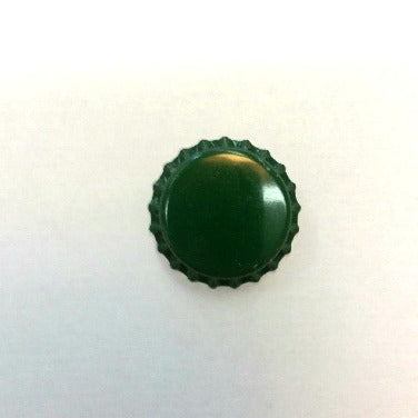 Crown Caps - Green 144 ct