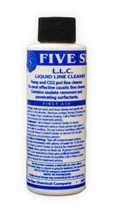 LLC Beer Line Cleaner - 4 oz.