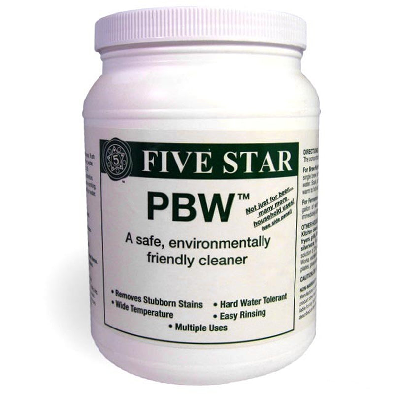 P.B.W. (Powdered Brewery Wash) 4 LB