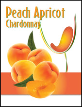 Load image into Gallery viewer, Peach Apricot Chardonnay