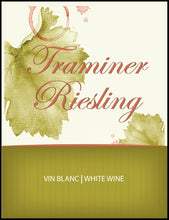 Load image into Gallery viewer, Traminer Riesling, Australia