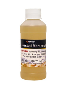 Natural Flavoring - Toasted Marshmallow