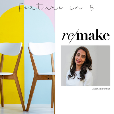 Interview with Remake's Ayesha Barenblat