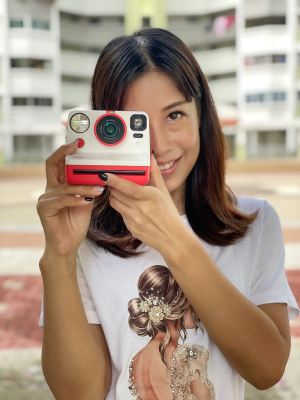 Polaroid Now Review By Keith Wee