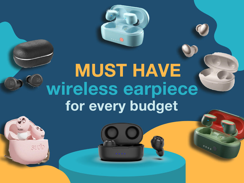 Must Have Wireless Earpiece for Every Budget