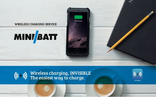 MiniBatt - 1st Brand in Qi Wireless Charging
