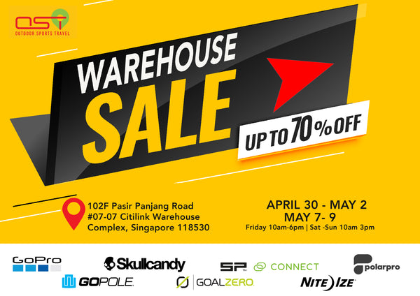 OST WAREHOUSE SALE