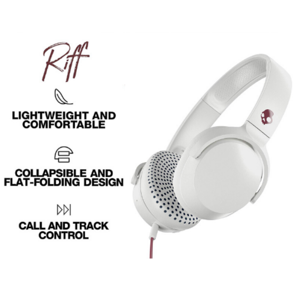 Skullcandy Riff On-Ear Headphones