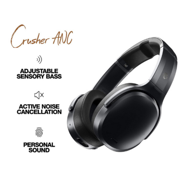 Skullcandy Crusher Wireless ANC Headphones