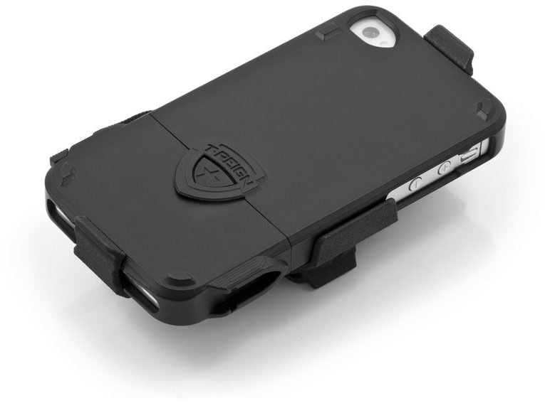 T-Reign Iphone 4/4S Holster/Case Black