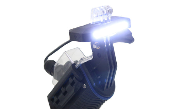 PolarPro PowerGrip H20 Waterproof LED Light