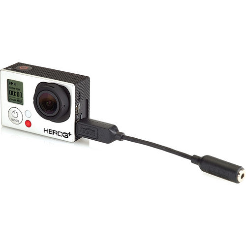GoPro 3.5mm Mic Adaptor HERO4/3+/3