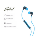 Skullcandy Method In-Ear Earbuds w/ Mic