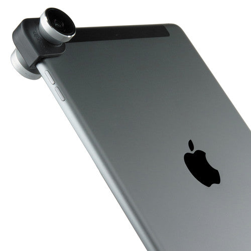olloclip 4-in-1 Photo Lens for iPad Air 1/2 & iPad mini 1/2/3 Silver/Black