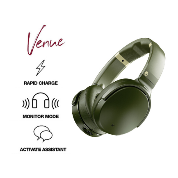 Skullcandy Venue ANC Wireless Headphones
