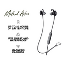 Skullcandy Method Active Wireless Sport In-Ear Earbuds