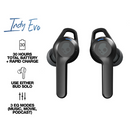 Skullcandy Indy Evo True Wireless In-Ear Earbuds
