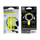 Gear Tie® Reusable Rubber Twist Tie™ 6 in. - 2 Pac