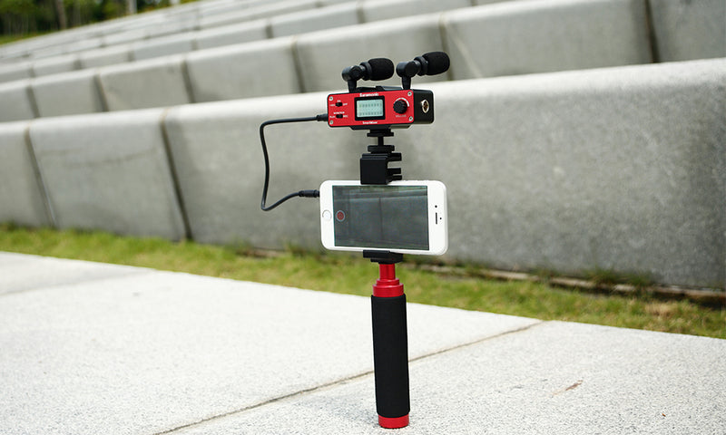 Saramonic Smartphone video-shooting kit