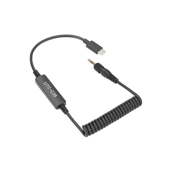Saramonic USB Type C to 3.5mm connector