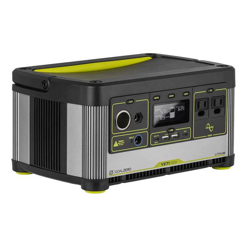 Goal Zero Yeti 500X 230V Portable Power Station