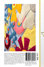 Load image into Gallery viewer, Alison Glass embroidery wool applique sampler