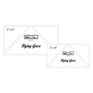 Bloc Loc Flying Geese Rulers Set of 2