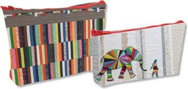 Jennifer Sampou Elephant and I Eco Pouch