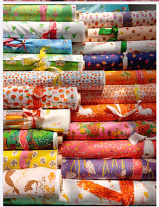 Heather Ross 20th Anniversary Collection 21 Fat Quarter Bundle