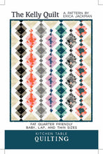 Load image into Gallery viewer, The Kelly Quilt Pattern