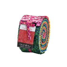 Load image into Gallery viewer, Kate Spain Moda bali jelly roll malibu bright colors batik