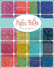 Load image into Gallery viewer, Kate Spain jelly roll malibu bright colors batik
