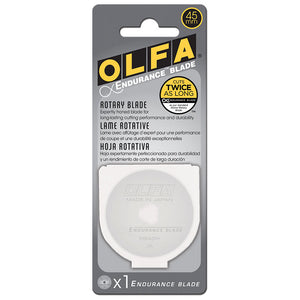 Olfa Endurance Rotary Blade Replacements 45mm
