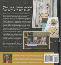 Load image into Gallery viewer, Patchwork USA Back Quilt Pattern Book