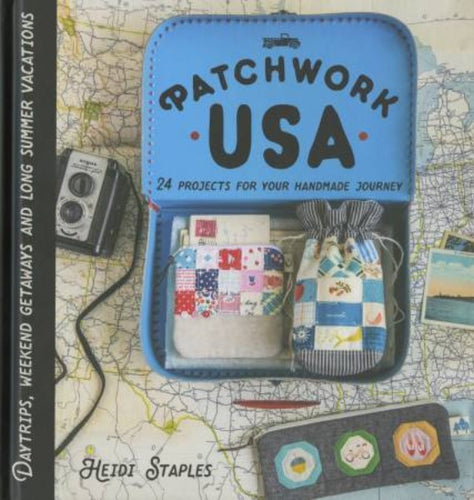 Patchwork USA Sewing Projects Pattern Book