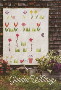Amy Friend Petal and Stem Garden Whimsy Pattern