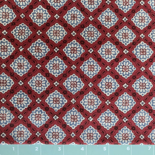 Classic French General print called Pondicherry, holiday print