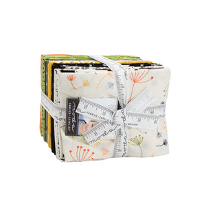 Quotation Fat Quarter Tower by Zen Chic for Moda