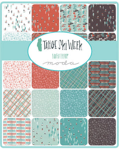 Tahoe Ski Week Collection Moda Mara Penny 100% cotton