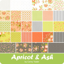 Load image into Gallery viewer, ccrey yoder apricot and ash floral