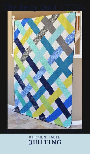 Betty Quilt Kitchen Table Patterns