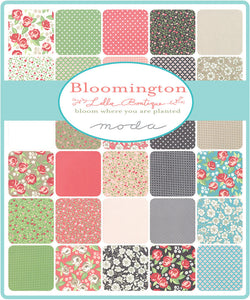 Bloomington Lella Boutique Swatch Card Moda