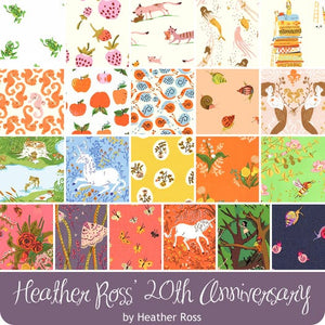 Favorite prints designed by Heather Ross for 20th Anniversary collection