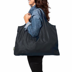 Pocket Shopper Navy Shine