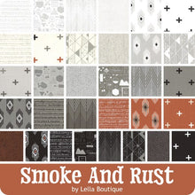 Load image into Gallery viewer, lella boutique smoke and rust explore outdoors contemporary rustic