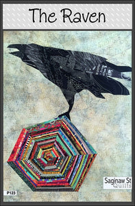 The Raven Quilt Pattern by Karla Alexander