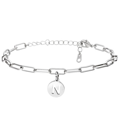 COINS INITIAL ARMBAND