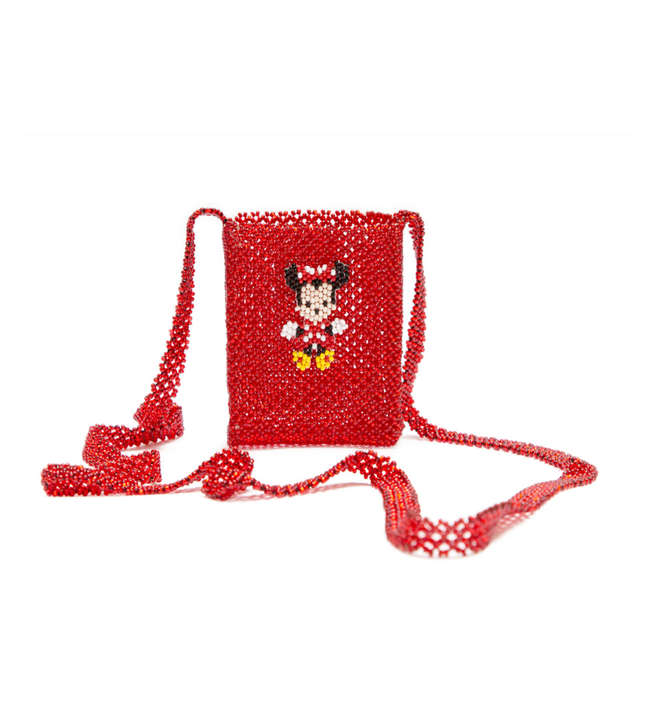 mini ROJO BAG