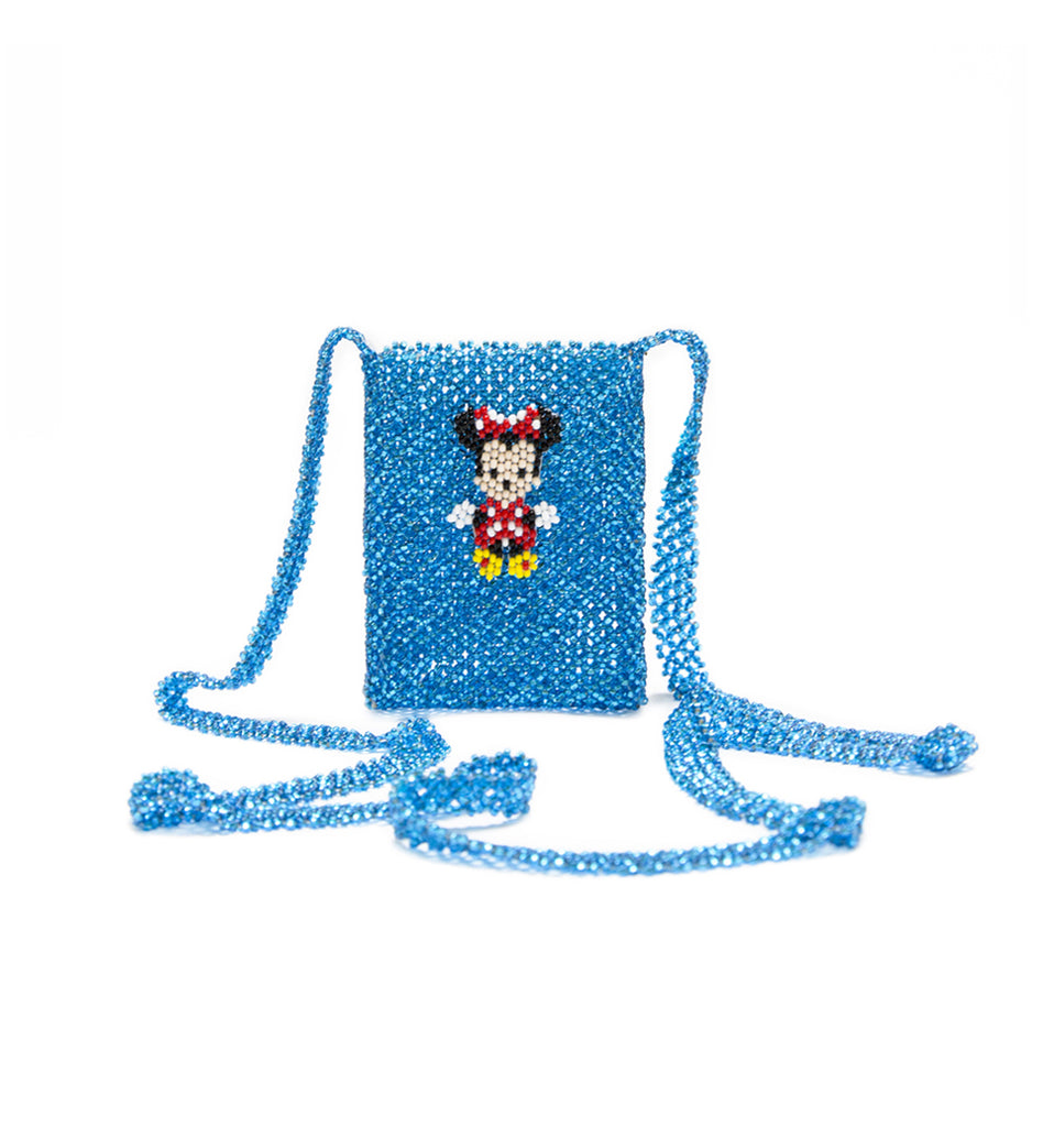mini BLUE BAG